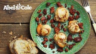 Scallops With Homemade Chorizo | Steve Lamb & Rachel De Thample
