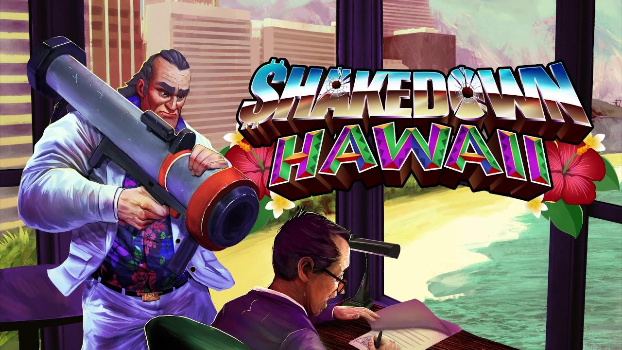 Shakedown Hawaii 'Optimal Transformation' soundtrack sample shared