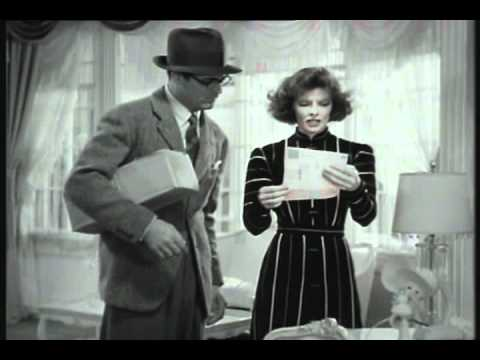 Susanna, film di H.Hawks (1938)
