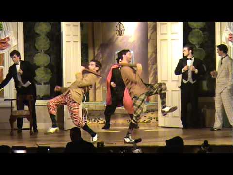 The Drowsy Chaperone - Fancy Dress - Carolina Forest High School