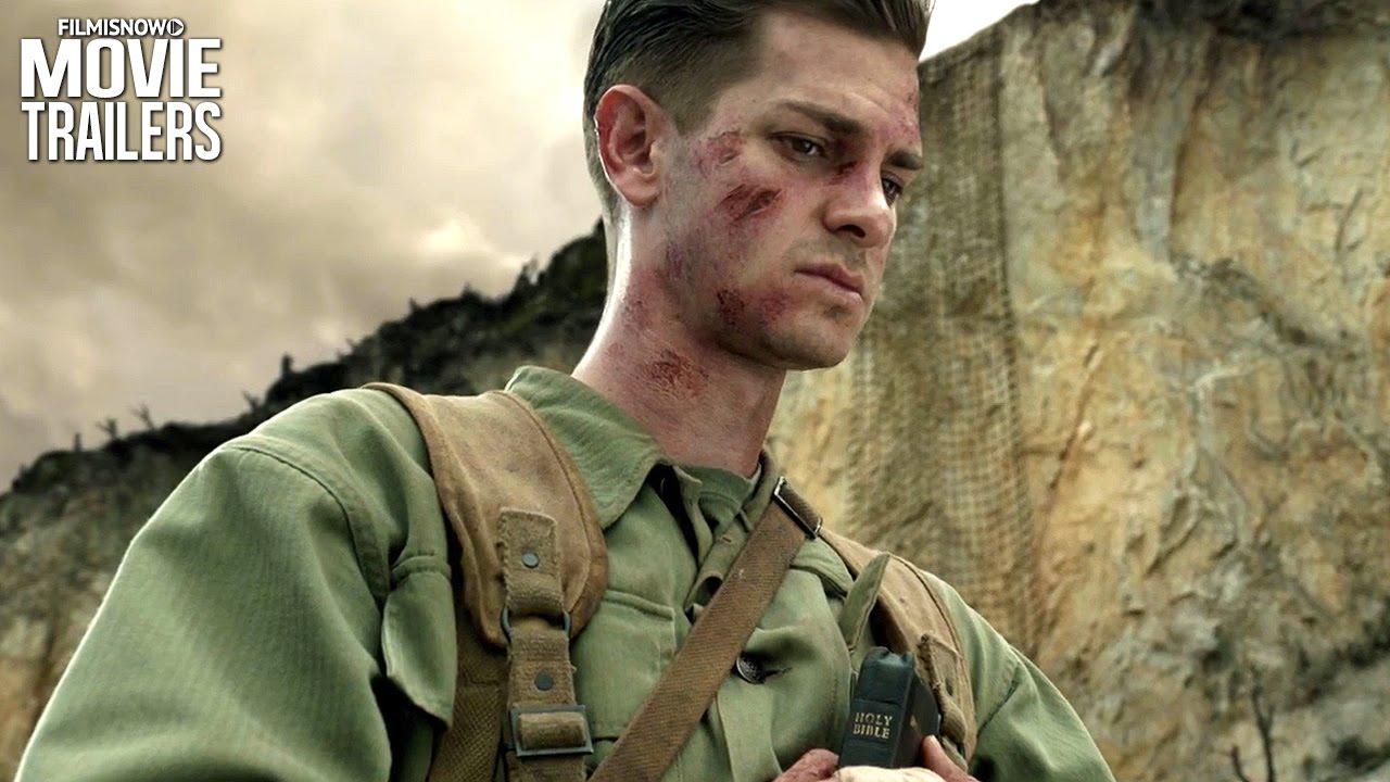 Mel Gibson S Hacksaw Ridge Trailer Has Andrew Garfield Preparing For War Youtube