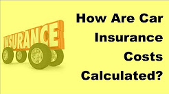 2017 Auto Insurance Calculation Guide |  How Are Car Insurance Costs Calculated