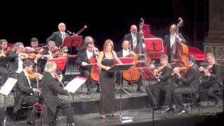 """L. CHERUBINI """"Solo un pianto con te versare"""" Aria di Neris da Medea, atto II - XV PERGOLESI SPONTINI"""