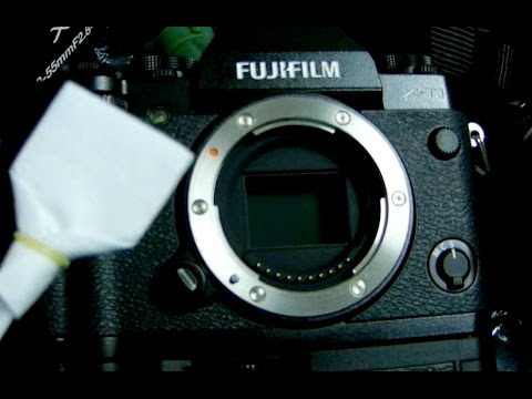 Sensor Cleaning Photographer: SECRETS to cleaning your DSLR or Mirrorless SENSOR