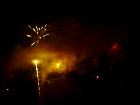Sea festival Nha Trang 2009 Firework