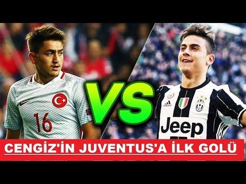 CENGİZ ÜNDER vs JUVENTUS | CENGİZ UNDER VS DYBALA | 30.07.2017