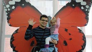 Алина в Парке Бабочек и Рептилий Новосибирск.Butterfly Park and reptile(Сегодня мы с Алиной посетили парк бабочек и рептилий в городе Новосибирске. Спасибо что смотрите нас, подпи..., 2016-02-08T15:25:00.000Z)