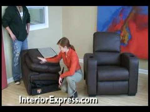 Home Theater Seating Easy Assembly