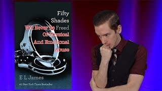 Fifty Shades Will Never Be Freed of Physical and Emotional Abuse, a book review by The Dom