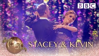 Stacey Dooley & Kevin Clifton Viennese Waltz to 'You're My World' by Cilla Black - BBC Strictly 2018