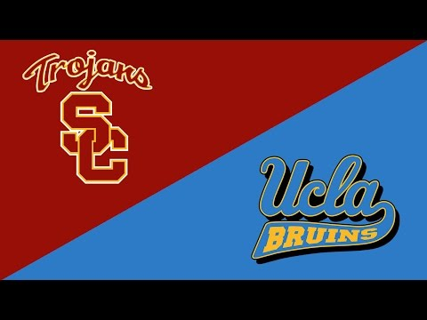 College Football Week 12 Preview: USC Trojans/UCLA Bruins