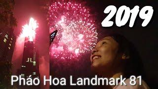 Trực Tiếp Pháo Hoa Landmark 81 Đón Năm Mới Happy New Year 2019 Junie Ryan Long Fitness