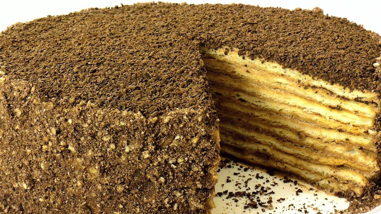 торт микадо рецепт с фото