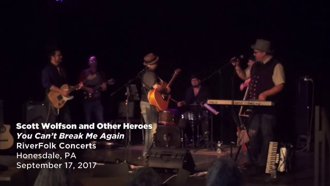 Indie Americana and Folk Rock - Scott Wolfson and Other Heroes