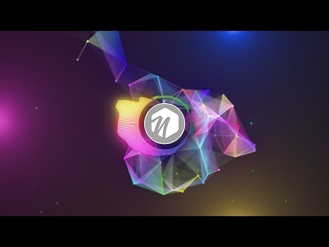 After Effects ||Abstract Plexus Music Visualizer|| NPS3D