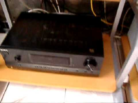 Ampli Sony str dh500.AVI