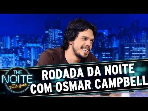 The Noite (01/10/15) - Rodada Da Noite Com Osmar Campbell, Micheli Machado E Gustavo Pompiani