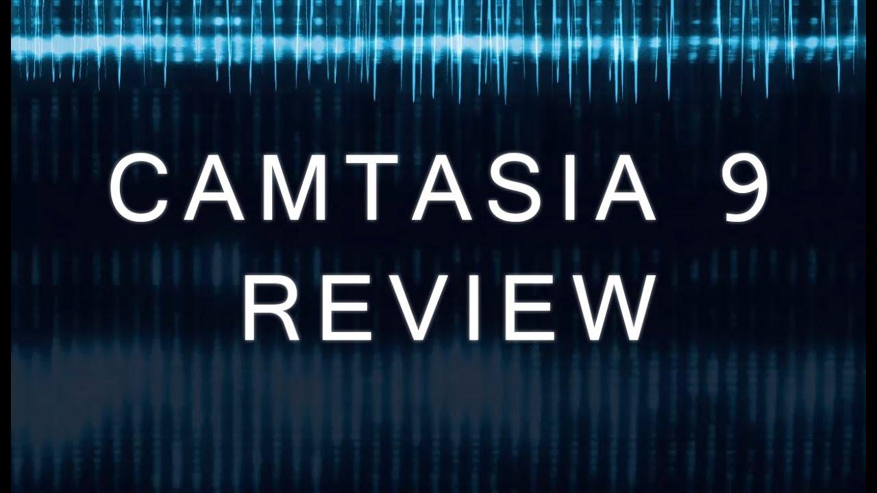 Camtasia 9 Review - YouTube