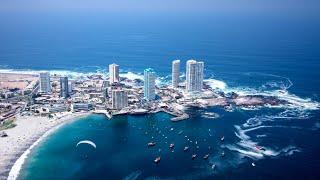Почему на побережье Чили нет пляжных курортов, а пингвины нежатся на юге страны.