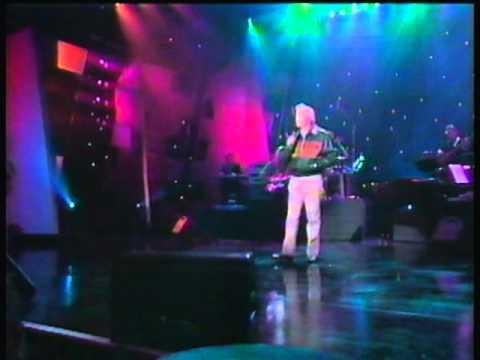 George Jones I've Still Got Some Hurtin' Left To Do Hot Country Jam '94