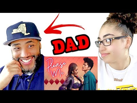 MY DAD REACTS TO Cardi B & Bruno Mars - Please Me (Official Video) REACTION