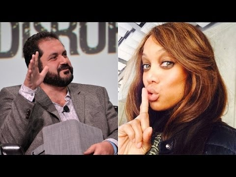 tyra banks dating billionaire