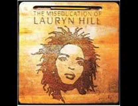 Lauryn Hill  Cant Take My Eyes Off of You