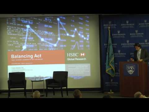 A Conversation on Asia's Economic Challenges with Frederic Neumann, '00, PhD '05, HSBC