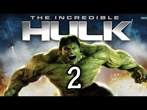 The Incredible Hulk - Gameplay Walkthrough Part 2 -  Protecting Rick Jones