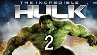 The Incredible Hulk - Gameplay Walkthrough Part 2 -  Protecting Rick Jones