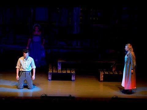 """""""Мечтать о принцах, ну, какой в этом толк..."""" Фрагмент мюзикла """"Алые паруса"""""""