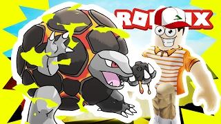 ERSTE GYM-HERAUSFORDERUNG! / Projekt Pokemon HARDCORE! / Roblox Adventures