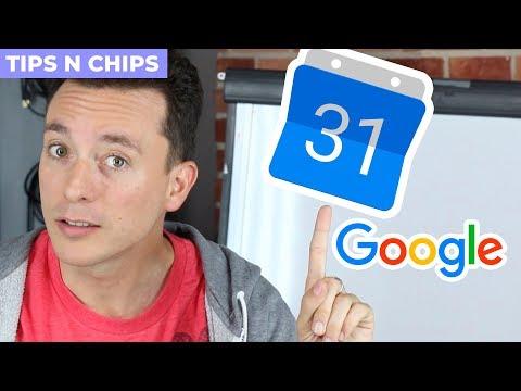 Guidelines para Google Calendar - Guidelines N Chips thumbnail