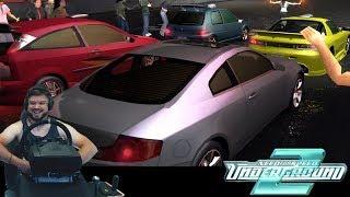 Новая ЧИТЕРСКАЯ тактика! Need for Speed: Underground 2