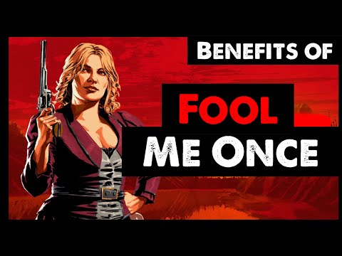 RDR2 Online FOOL ME ONCE Ability Card Review!!!