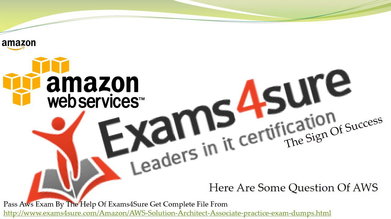 How to pass aws certified solutions architect associate exam how to pass aws certified solutions architect associate exam 1betcityfo Images