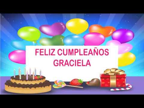 Graciela   Wishes & Mensajes - Happy Birthday