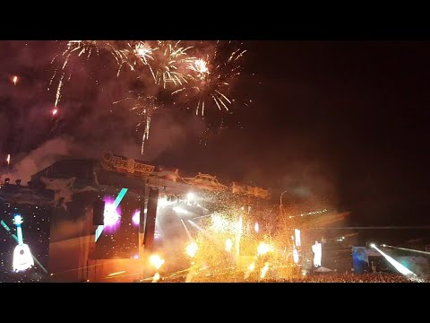FM4 Frequency Festival 2018 Endshow
