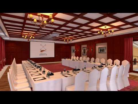 Virtual Tour | Dubai Polo & Equestrian Club – Barooda Lounge