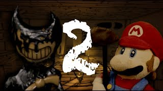 Bendy & The Ink Machine In A Nutshell 2