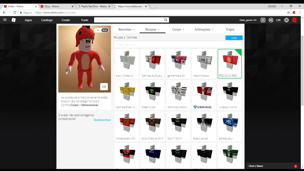 Skin Barata Com 40 Robux Roblox Youtube