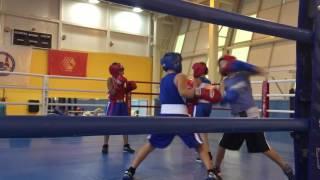 Бокс в Москве в Кожухово ФОК Гелиос Boxing in Moscow Kozhukhovo Helios