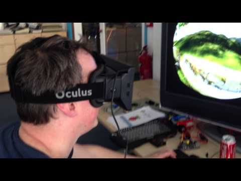 Oculus Rift at The Centre for Computing History