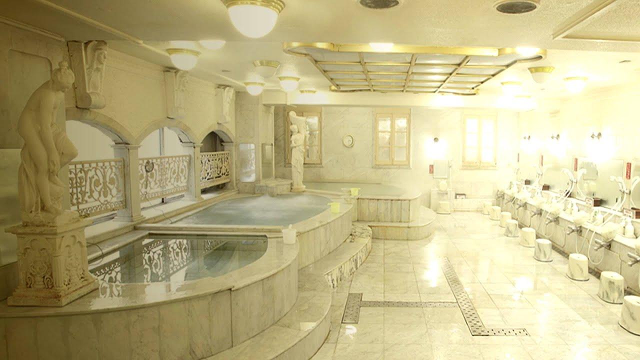 capsule hotel in tokyo japan youtube