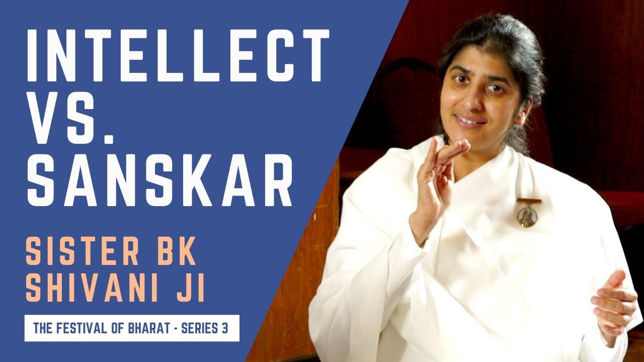 """S3: """"The Key is to Reprogram The Subconscious Mind:"""" Sister BK Shivani ji"""