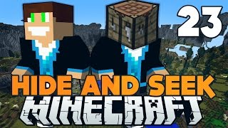 Minecraft Hide'n'Seek #23 - 3 RUNDY! | Vertez & HayPad