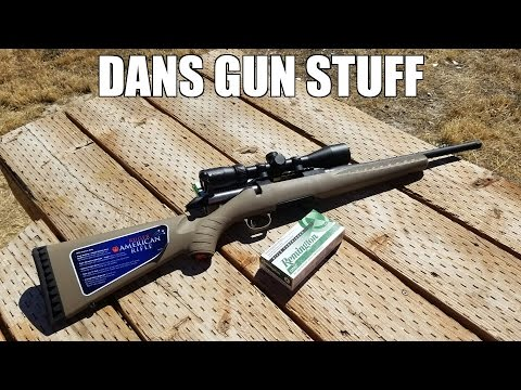 Ruger American 300 Blackout Review