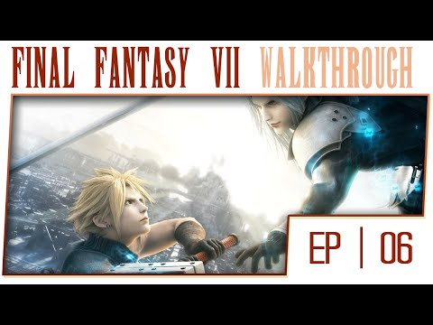 Final Fantasy 7 HD Remaster - Part 6 - Aeriths' House [No Commentary]