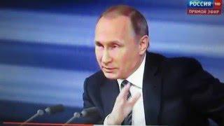 """Путин: """"Не надо """"цикать"""" на Цетробанк"""""""