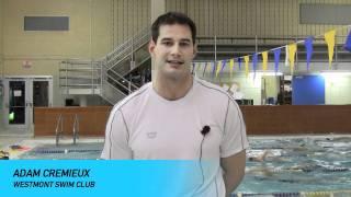 SwimOutlet Testimonial: Adam Cremieux, Westmont Swim Club, General Thumbnail